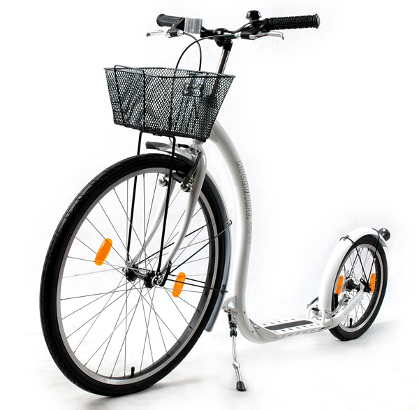 Kickbike City G4 in de stepshop voor recreatie