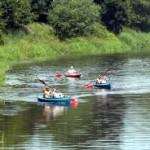 Het valleikanaal leent zich prima voor een kanotocht.