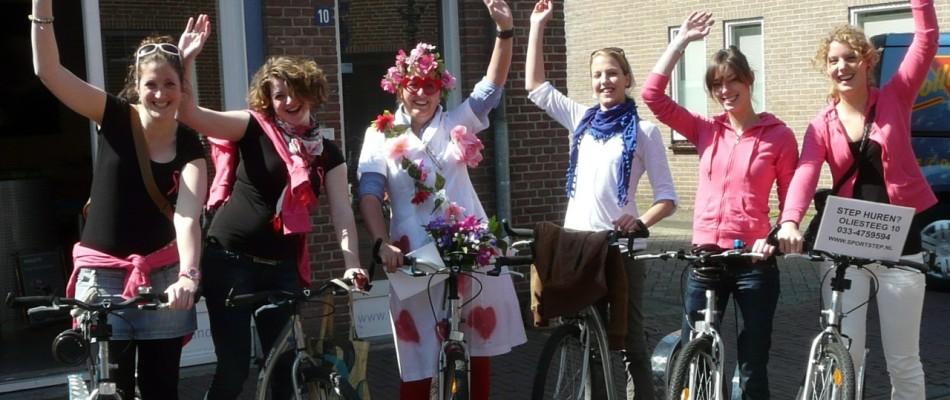 Vrijgezellenfeesten: vier het in Amersfoort!