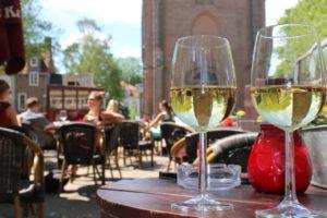 Vrijgezellenfeesten met wijnproeverij