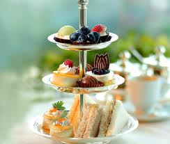 steppen en high tea